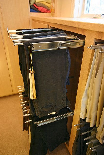 great closet idea