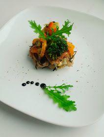 Dzukini: Запеченная курица с брокколи, сельдереем, сладким перцем и пряными травами