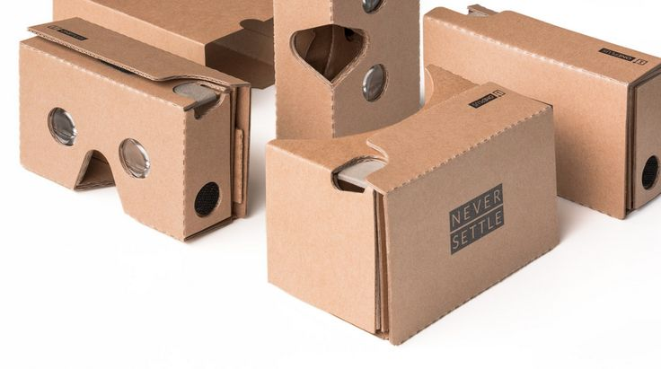 [VIDEO] Want Google's Cardboard VR Headset? OnePlus Is Giving Them Away For FREE, If You Pay Shipping—Details.