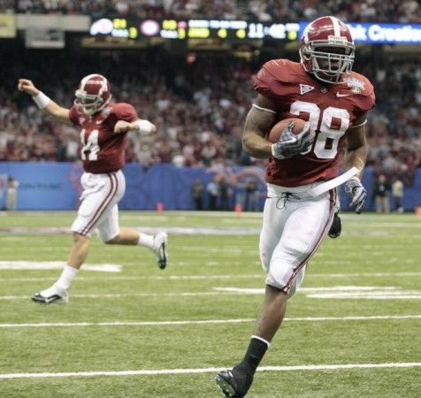 Each of the Tide's five starting running backs before Derrick Henry were each picked during the first three rounds of the draft