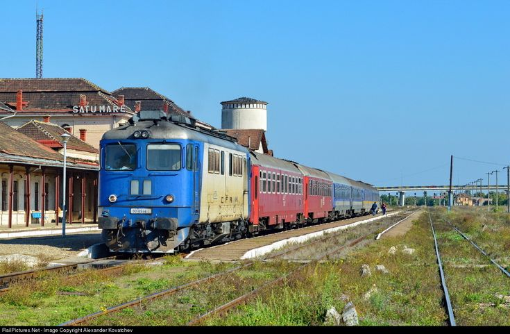 RailPictures.Net Photo: 60-0544 CFR Calatori - Romanian Railways CFR 60 at Satu Mare, Romania by Alexander Kovatchev