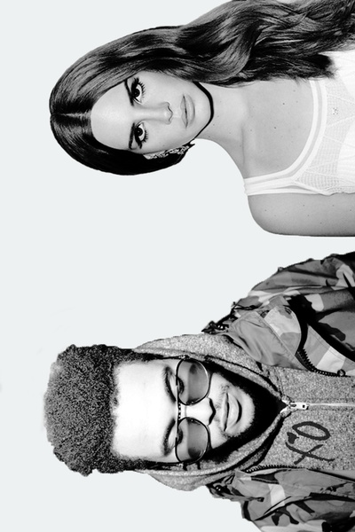 The Weeknd x Lana Del Rey i just fell in love with this link ;)