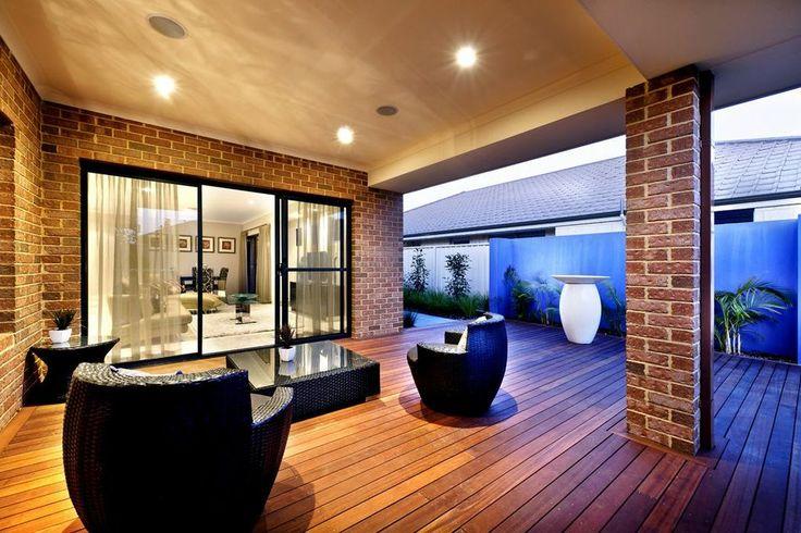 Alfresco Area - Luxurious decking.