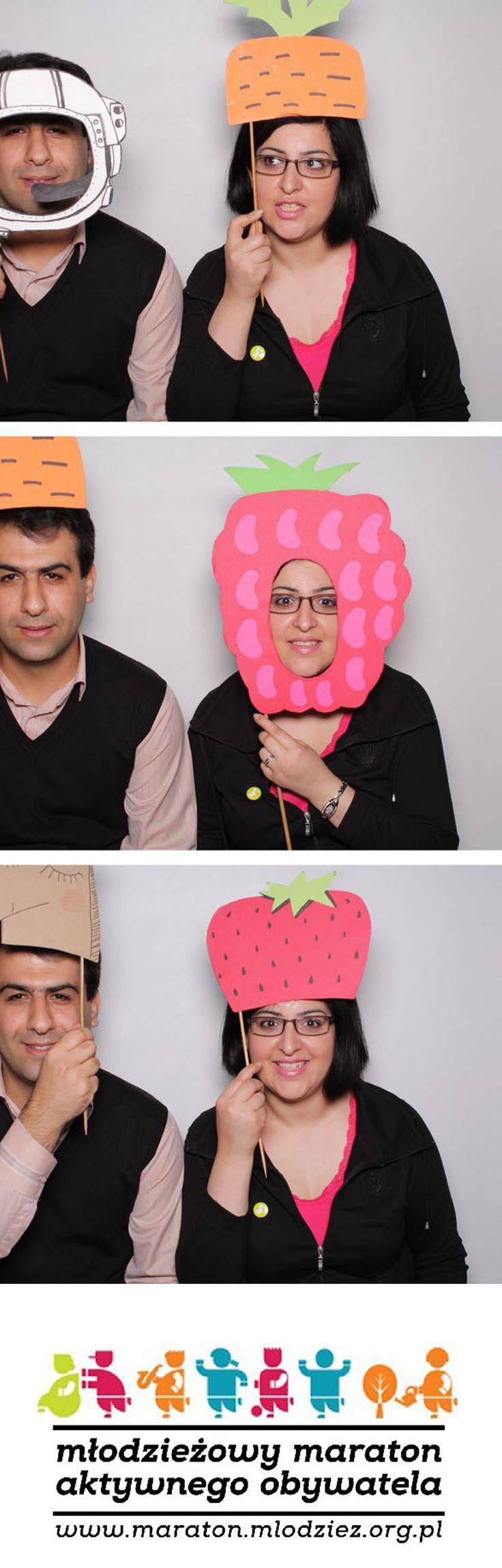 Negrin i Neshat (34 l.) to wolontariusze z Iranu.