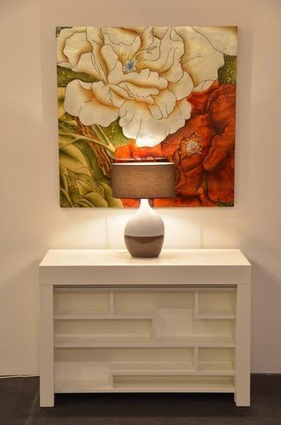 Tavolo consolle maya standard 110×50345 con mobile prolunghe zen: in stile di arredo creativo…
