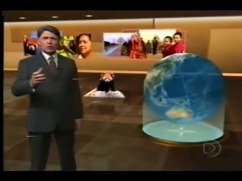 Globo Repórter - Viagem a Índia 01/02/2002