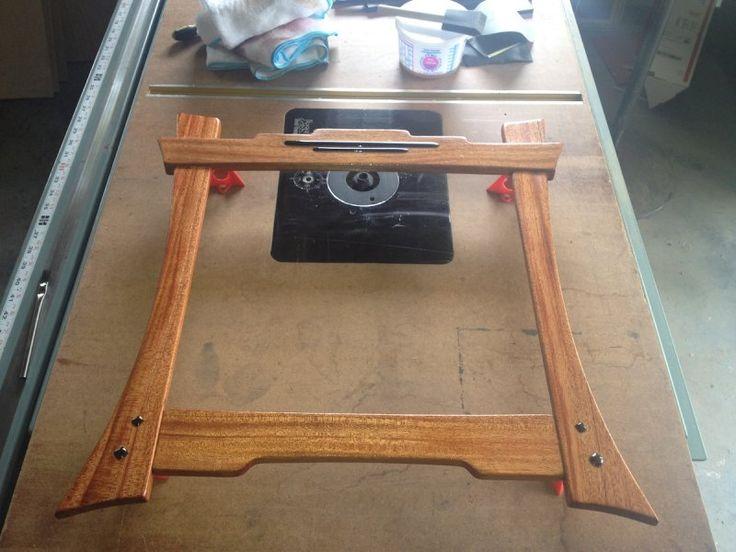Greene U0026 Greene Mirror Frame | The Wood Whisperer Guild