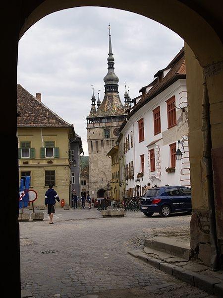 Schässburg, Siebenbürgen, Romania