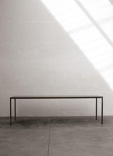 Maarten Van Severen   Stalen tafel ST93