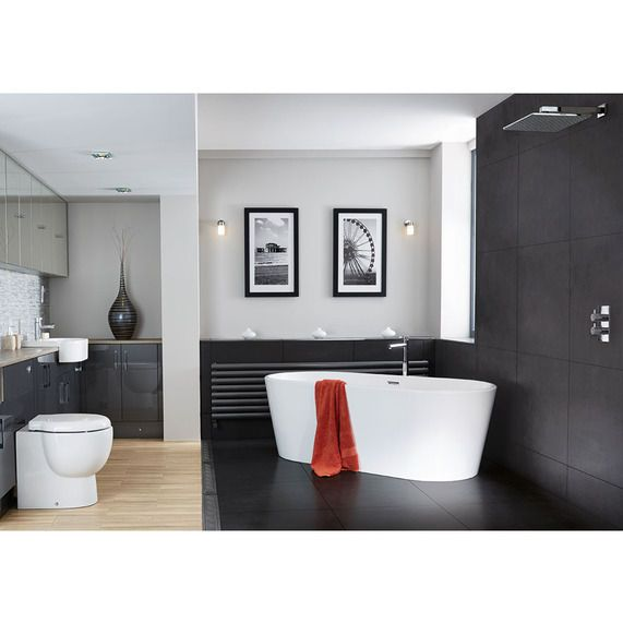 Nevo freestanding 1700mm bath | bathstore