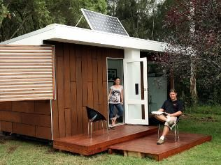 $35,000 container house - Andrew and Susan Dwight - Australia