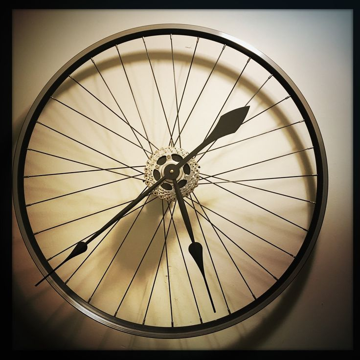 120 best bicycle clocks images on Pinterest Large wall clocks