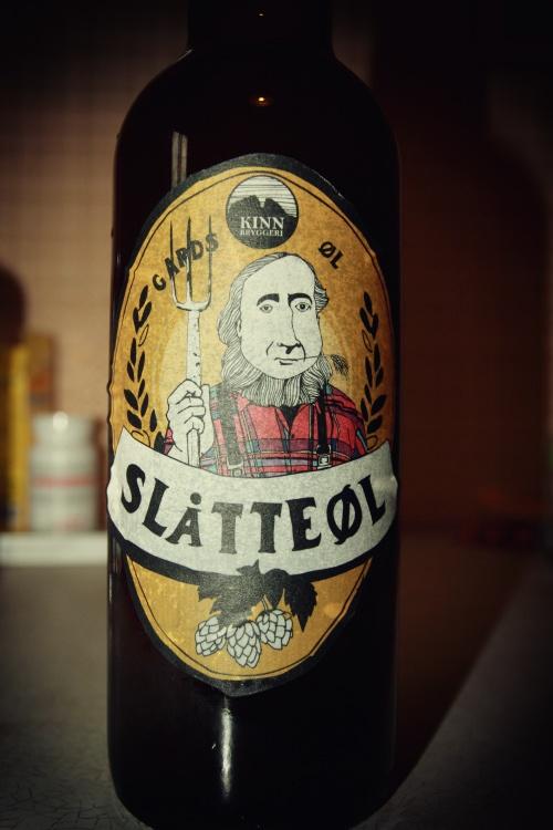 Дегустация пива Kinn Bryggeri. Норвегия    Tasting of Kinn Bryggeri Slatteol (Slåtteøl) beer     http://beertaster.com.ua/degustaciya-piva-kinn-bryggeri-norvegiya/
