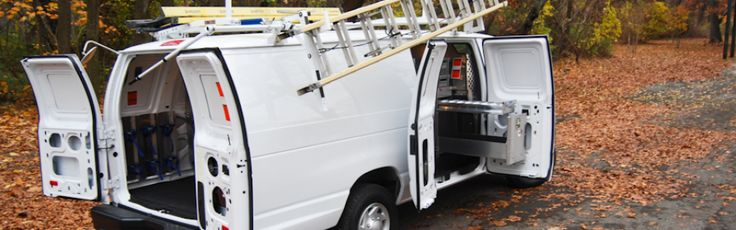 Advantage Outfitters is a one-stop commercial van and truck outfitter. We layout, supply and install Van Shelving, Van Ladder Racks, Van Interiors, Van Partitions and more
