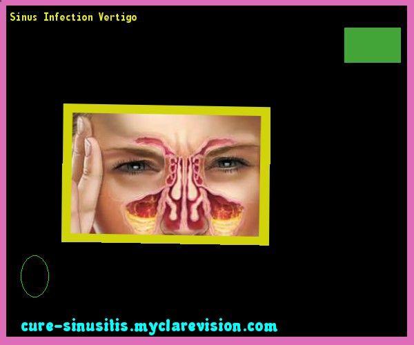Sinus Infection Vertigo 110023 - Cure Sinusitis