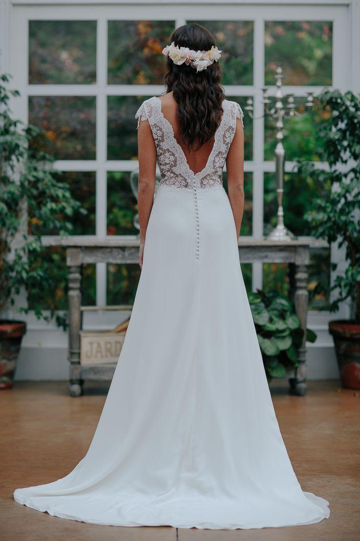 108 best vestidos de novia images on Pinterest | Bridal gowns ...