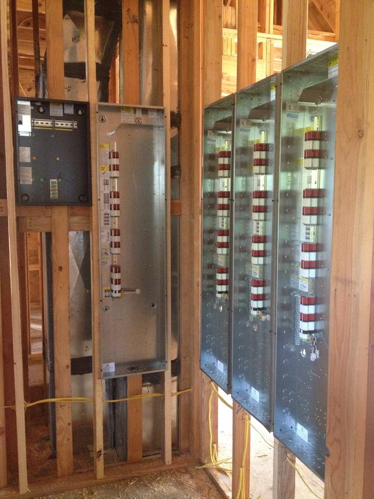 Lutron Homeworks Whole House Lighting Control System