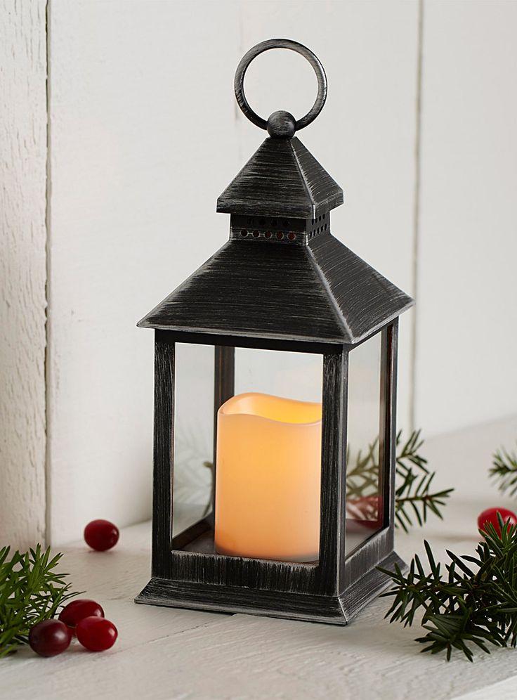 Les 25 meilleures id es de la cat gorie lanternes d coratives sur pinterest lampions - Lanterne interieur decoration ...