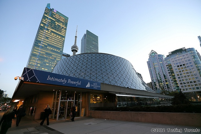 ETTB is hosted annually at Roy Thomson Hall in Toronto, Ontario.