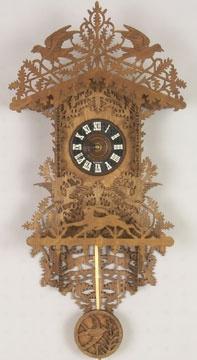 Scroll Saw Plans Clocks