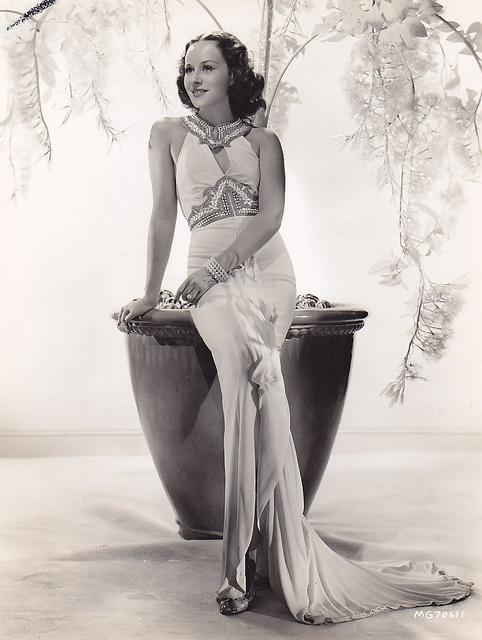Paulette Goddard, Academy Award nominee in 1943