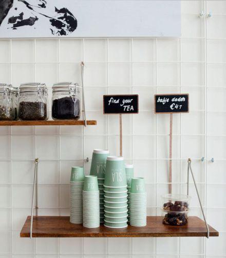 Ideas about cafe display on pinterest mug tree
