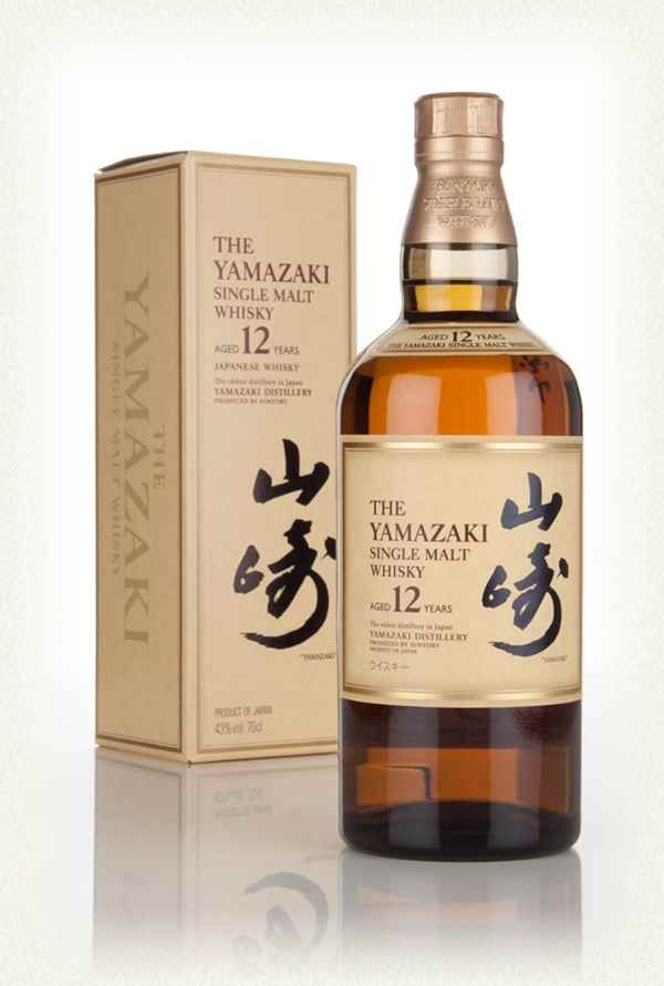 ($99) This 12 year old from Yamazaki first came onto the market in 1984 and was the first seriously marketed Japanese single malt whisky.