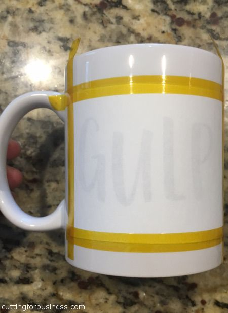 Tutorial: How to Sublimate Mugs - Two ways - A great intro for Silhouette Cameo…