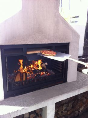 Fireplaces by Warmington. Outdoor Fireplaces Gas Wood Open Outdoor Alfresco fireplace- New Zealand - Fireplaces by Warmington, Outdoor Open, Gas, Wood Burners, Pizza ovens, Fire place, Fireplaces,fireplace,Outdoor,Alfresco, Wood Fires