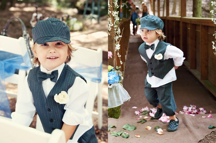 kimberlea, if levi or finn has a job in the wedding i will gladly pay for any type of adorable apparel
