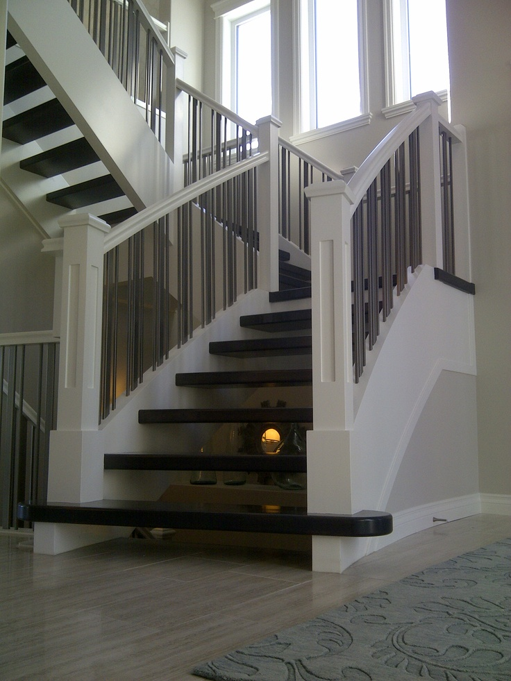 Best 8 Best Custom Stair And Railings Images On Pinterest 400 x 300