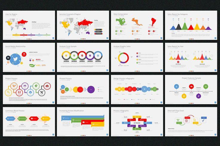 Unine Powerpoint Template by Dedijuniadi on @creativemarket