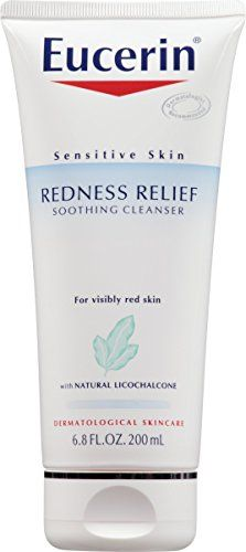 Eucerin Sensitive Skin Redness Relief Soothing Cleanser 68 Fluid Ounce Pack of 3 >>> See this great product.