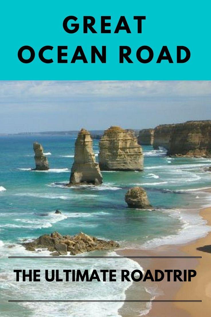 Great Ocean Road - Roadtrip of a lifetime