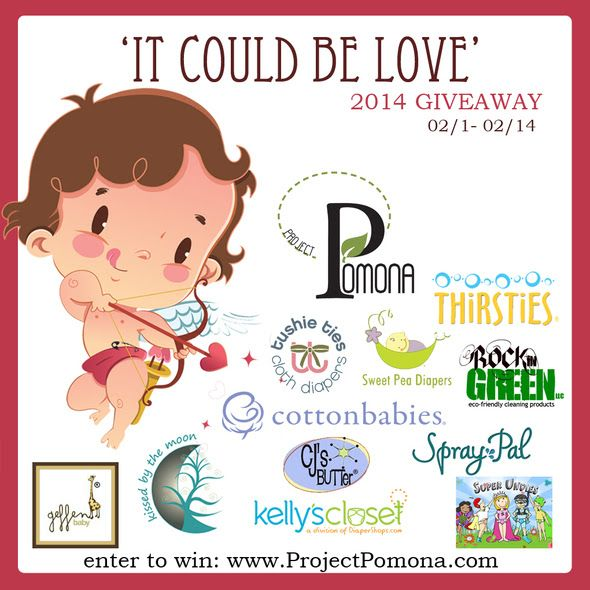 It Could Be Love #Giveaway!  Prizes from @Ryan Sullivan Saez form Pomona @cottonabies @Kelly Teske Goldsworthy Teske Goldsworthy Teske Goldsworthy Bailey and more!  SIXTEEN WINNERS!