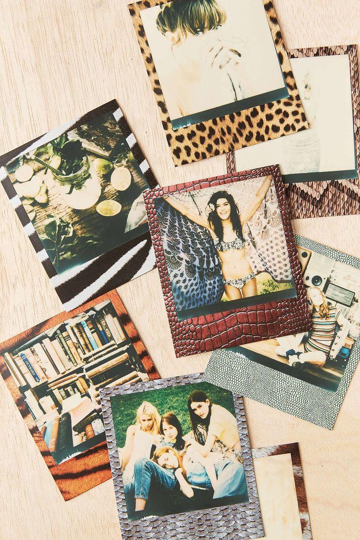 Impossible Skins Edition Polaroid 600 Instant Film
