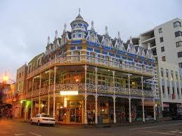 Long Street. Cape Town