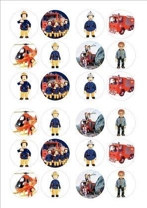sam de brandweerman cupcakes - Google zoeken