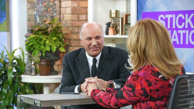 Kevin O'Leary Talks About How to Settle Sticky Financial Situations