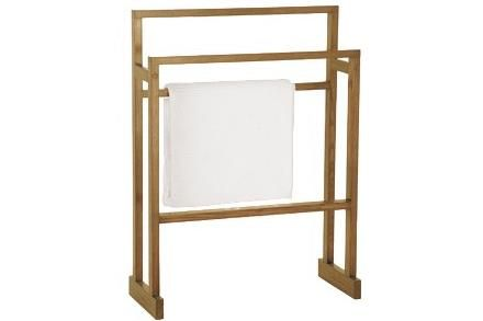 Eko Line Free Standing Towel Rail- available in 3 different finishes.