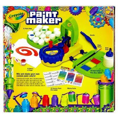 Crayola Paint Maker,