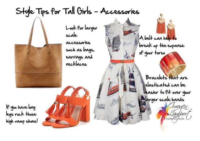 style tips for tall girls accessories by imogenl on Polyvore featuring ファッション, Sole Society, Oscar de la Renta, MANGO and Tory Burch