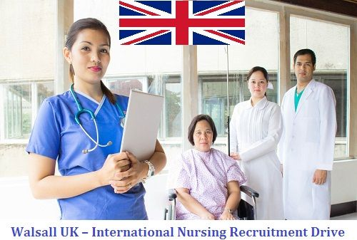 #Walsall #UK - International #Nursing #Recruitment #Drive. Read more....   https://www.morevisas.com/immigration-news-article/walsall-uk-international-nursing-recruitment-drive/4598/
