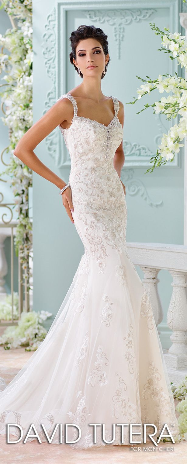 212 best david tutera wedding dresses images on Pinterest | Wedding ...