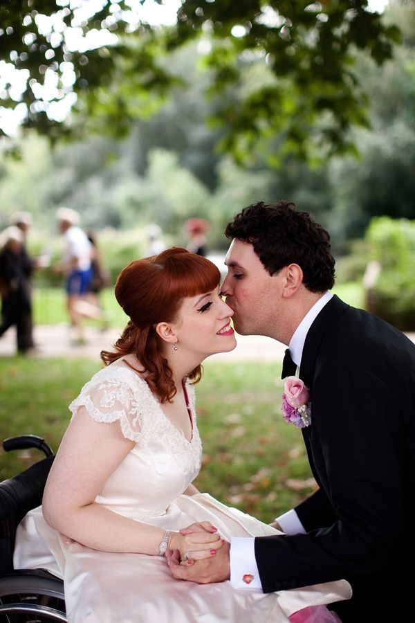 Wedding in a Wheelchair: A Disabled Bride's Wedding | Love My Dress® UK Wedding Blog