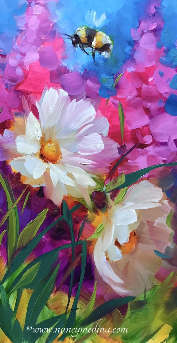 How to Paint Flowers: FREE Guide & Tips - Artists Network