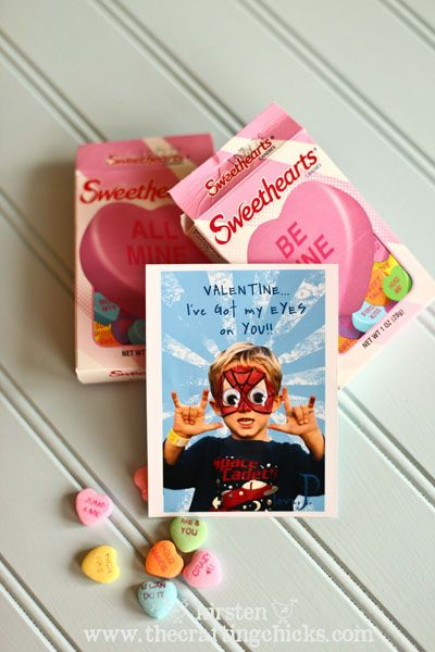 179 best Valentines for Kids to Give images – Creative Valentine Cards for School