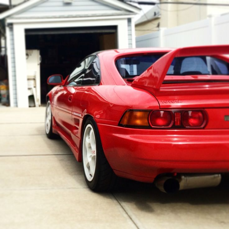 1991 Toyota Mr2 For Sale: 236 Best Images About MR2 On Pinterest