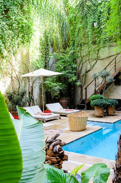 """BBC Boracay says: """" Tropical lifestyle - living outside next to your pool and your garden..."""""""