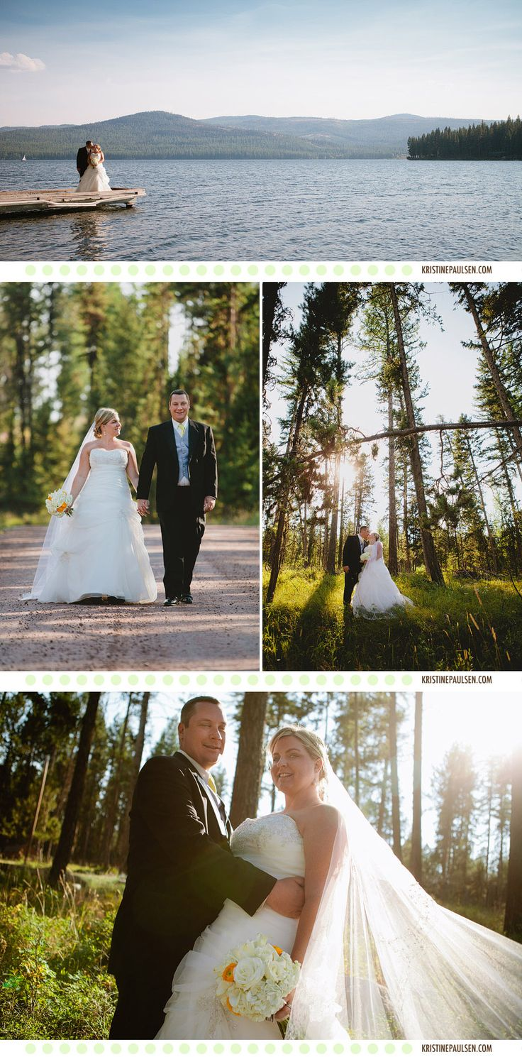 Sarah and jeff s seeley lake montana rock the dress session www kristinepaulsen